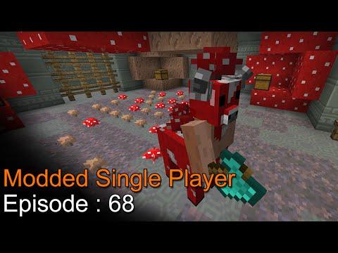 Minecraft MSP Episode 68 - ماين كرافت موديد سنقل بلاير الحلقة 68
