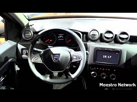 New Dacia Duster 2018 Interior and Exterior - All things you need to know about New Duster #1