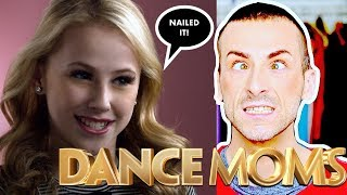 Dance Coach Reacts to SARAH in 'MISSION IMPOSSIBLE'   Dance Moms Season 8