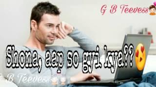 download lagu Romantic Conversation Between Bf & Gf gratis
