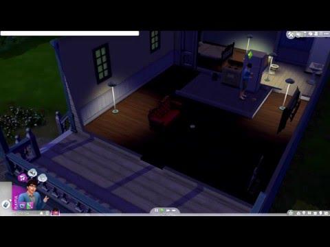 The Sims 4; Gameplay walkthrough ( Woohoo Goths Wife) video