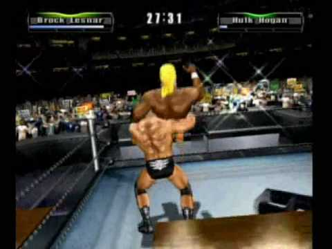 Hulk Hogan vs Brock Lesner WMXIX