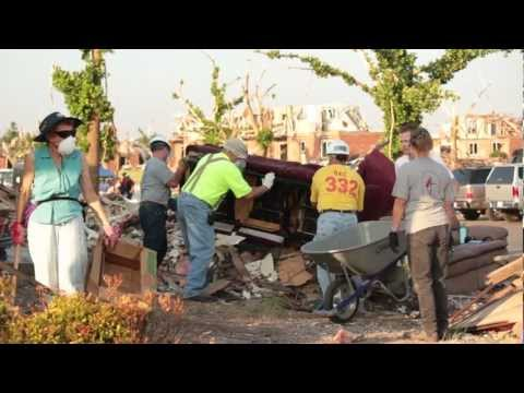 Americorps, Joplin, US Tornado
