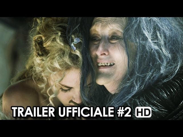 Into The Woods Trailer Ufficiale #2 V.O. (2015) - Johhny Depp, Meryl Streep HD