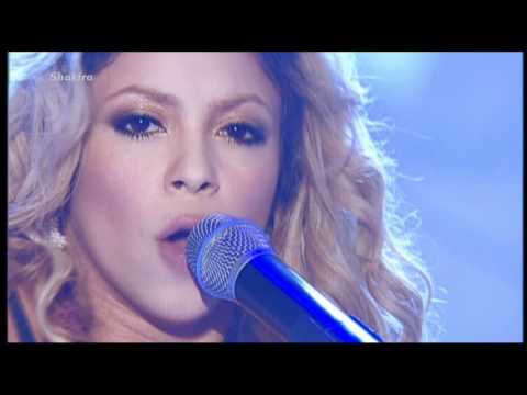 Shakira - Whenever, Wherever (2002) HD 0815007