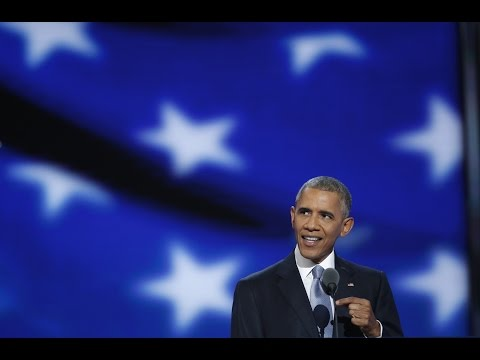 President Obama: Don't boo. Vote.