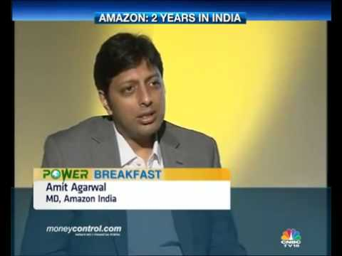 Amazon completes 2 years in India