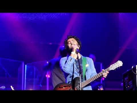 Arijit Singh Live Leicester Samjhawan