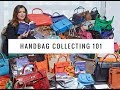 Handbag Collecting 101 | How She Spends It