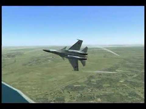 """""""Су-33 пушка в действии"""""""