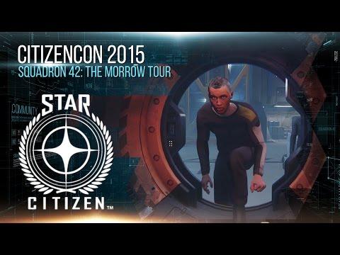 Squadron 42: The Morrow Tour (LIVE Version)