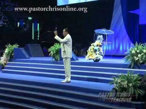 Pastor Chris Teaching Episode 19 - Higher Life Conference United Kingdom 2009 video