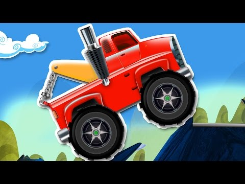 Tow Trucks Compilation For Kids   Cars And Trucks For Children