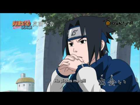 Naruto Shippuuden Episode 257 Trailer
