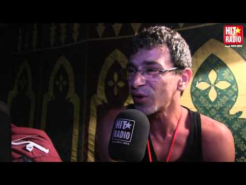 Reportage Et Interview Avec Gnawa Diffusion Au L'boulevard 2014 Avec Hit Radio video