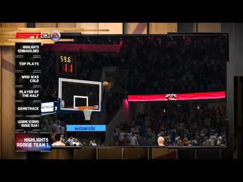 NBA LIVE 14 :: XBOX ONE Gameplay :: NBA LIVE 14 ULTIMATE TEAM - Starter Pack EP.1 XboxOne
