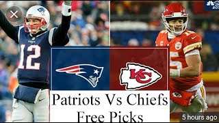 PATRIOTS/CHIEFS PICKS, 7-UNIT & 6-UNIT NFL, 7-3 ALL SPORTS YESTERDAY [01-20-19]