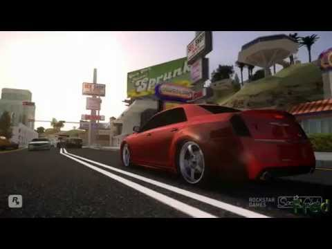 Gta iv San Andreas Beta - Chrysler 300 SRT8 2012 DUB