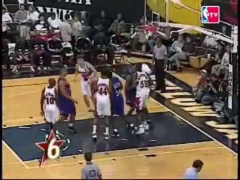 Vince Carter Top 10 Career Dunks Video