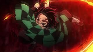 Tanjiro đánh nhau đẹp mắt
