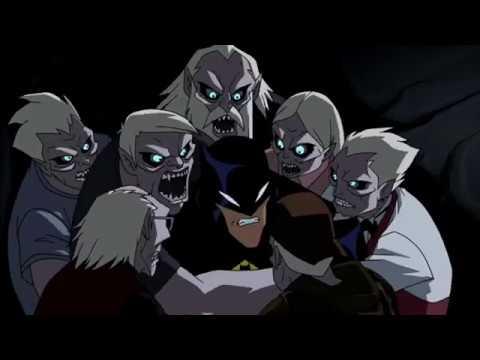 Бэтмен против армии вампиров ч 2