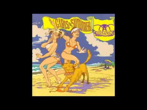 Aerosmith - Girls Of Summer [HQ]