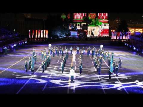 Спасская башня 2015 - Казахстан!