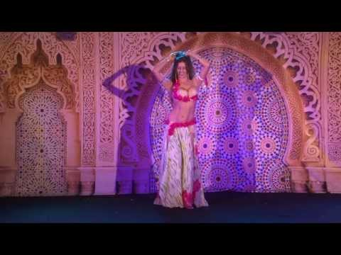 Sadie Marquardt Tabla Solo Oriental Pearl Belly Dance Festival...