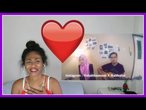 Shila Amzah X Alif Satar - We don't talk anymore   Charlie puth Selena Gomez cover | Reaction
