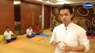 Cairn-Fit: Yoga programme for Cairn India employees