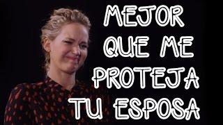 PLAYGROUND INSULTS Jennifer Lawrence & Chris Pratt SUB