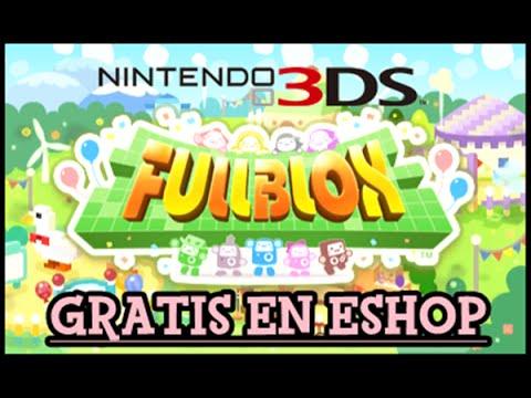 FULLBLOX Gameplay en Español ¡¡PRUEBA GRATIS EN LA ESHOP!!
