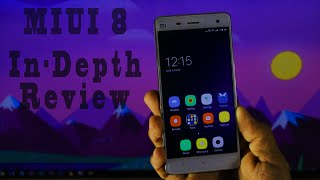 MIUI 8 - In-Depth Review + All new Features