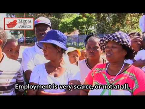 Why Poverty?  Voices from the edges of South Africa's economy.
