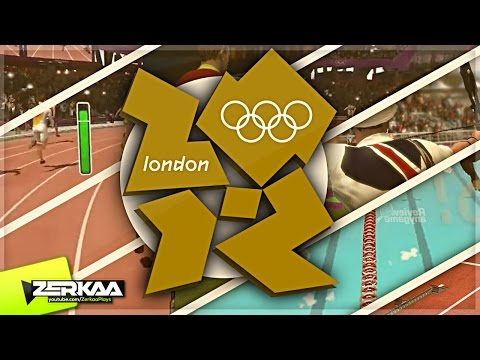 THE COMPETITION BEGINS | LONDON 2012