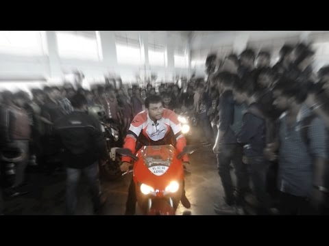 CBR 1000RR,Ducati 848,Triumph,FZ1000,Ninja 300 in Kerala (STCET Chengannur)