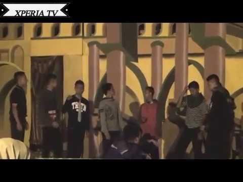 Kabaret  -  Pksa (Pagelaran Kreasi Santri Akhir) XPERIA 16 (Kabaret)