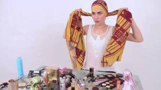 Cómo hacer un turbante | The Beauty Effect