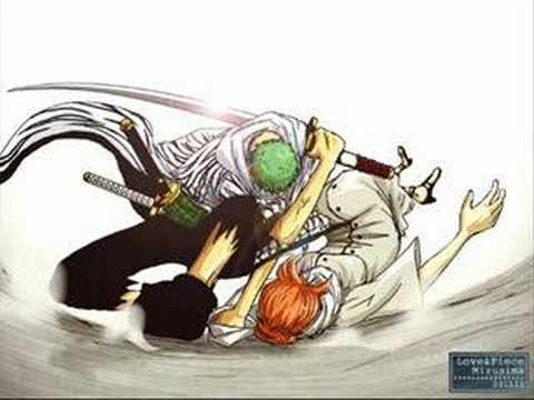 One Piece - Zoro x Nami