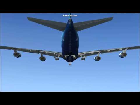 FRAPS 3.2.5 Test - Flight Simulator X