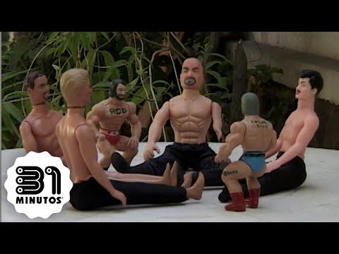 31 Minutos - Hombres Musculosos