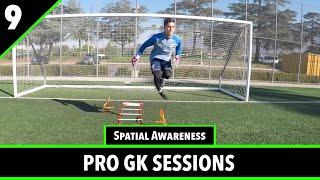 Session 9 | Goalkeeper Training | Pro GK Academy