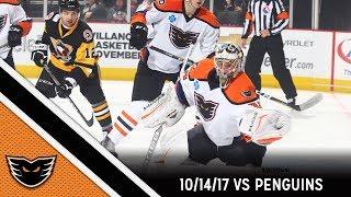 2017.10.13 Phantoms vs. Penguins