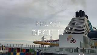 Genting Dream Cruise | Singapore - Phuket 🛳 | My First Travel Vlog ( Part II )