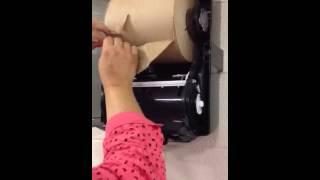 Wausau Paper Opti Core Toilet Tissue Dispenser