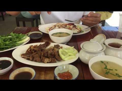 รีวิว ร้านข้าวหมูกรอบ ใกล้สนามบินภูเก็ต อร่อยทุกอย่าง ราคาคนไทย