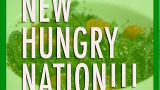 Hungry Nation Has A New Menu!
