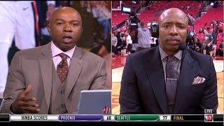 Greg Anthony & Kenny Smith PREDICT Game 6 - Bucks vs Raptors | Giannis vs Kawhi | Who wins?