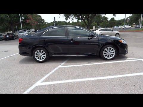 2012 Toyota Camry Austin, Georgetown, Round Rock, San Marcos, Bastrop, TX L4119A