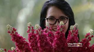 Blackmagic Ursa Mini Pro Camera Test in Indonesia